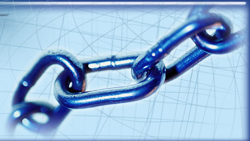 Link image (chain links)